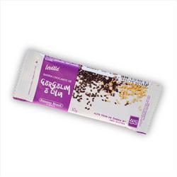 Barra Crocante de Gergelim e Chia - Banana Brasil - 10g