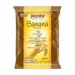 Banana Crocante Liofilizada - Jasmine - 20g