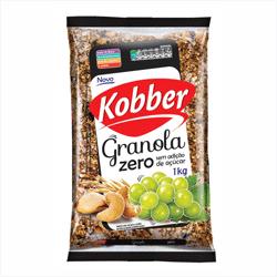 Granola Zero Açúcar - Kobber - 1kg
