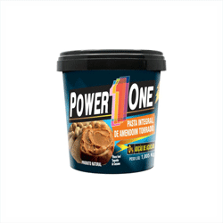Pasta de Amendoim - Power One - 1kg