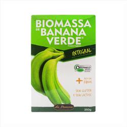 Biomassa de Banana Verde - La Pianezza - 250g