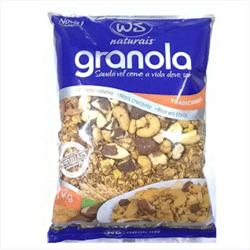 Granola Tradicional - WS - 1kg