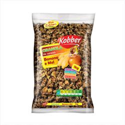 Granola Banana e Mel - Kobber - 1kg