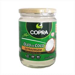 Óleo de Coco - Copra - 500g