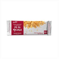 Barra Crocante de Amendoim - Banana Brasil - 12g