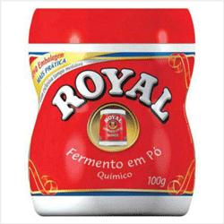 Fermento em Pó - Royal - 100g