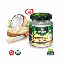Manteiga de Coco - Copra - 200g