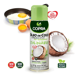 Óleo de Coco e Palma Spray - Copra - 147ml
