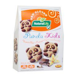 Biscoito Panda Kids - Baunilha e Cacau - Zero Lactose - Kodilar - 100g