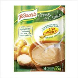 Creme de Cebola - Knorr - 65g