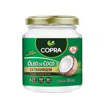 Óleo de Coco - Copra - 200g