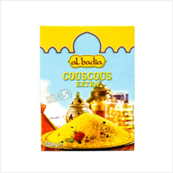 Couscous Extra - Al Badia - 500g