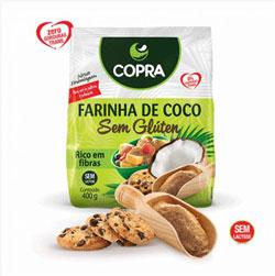 Farinha de Coco - Copra - 400g