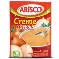Creme de Cebola - Arisco - 61g