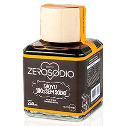 Shoyo ZEROSODIO - 100% Sem Sódio - Nutricare - 250ml