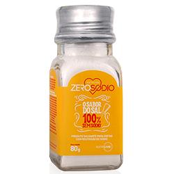 ZEROSODIO - O Sabor do Sal 100% Sem Sódio - Nutricare - 80g