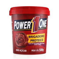 Brigadeiro Proteico - Power One - 500g