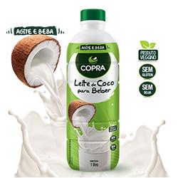 Leite de Coco Pronto para Beber - Copra - 1lt