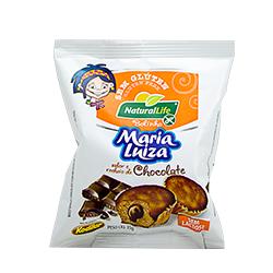 Bolinho Maria Luiza - Chocolate Duplo - Zero Lactose e Gluten - Kodilar - 35g