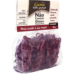 Talharim de Beterraba e Banana Verde - Sem Glúten – Casarão - 300g