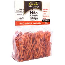 Talharim de Cenoura e Cúrcuma - Sem Glúten – Casarão - 300g